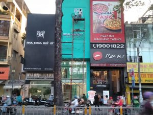 Mẫu bảng hiệu đẹp quận Bình Tân