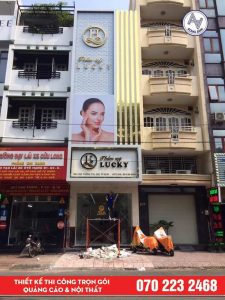 Thi công bảng hiệu quảng cáo quận Bình Tân