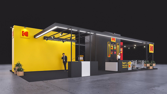 Thi công Booth Activation