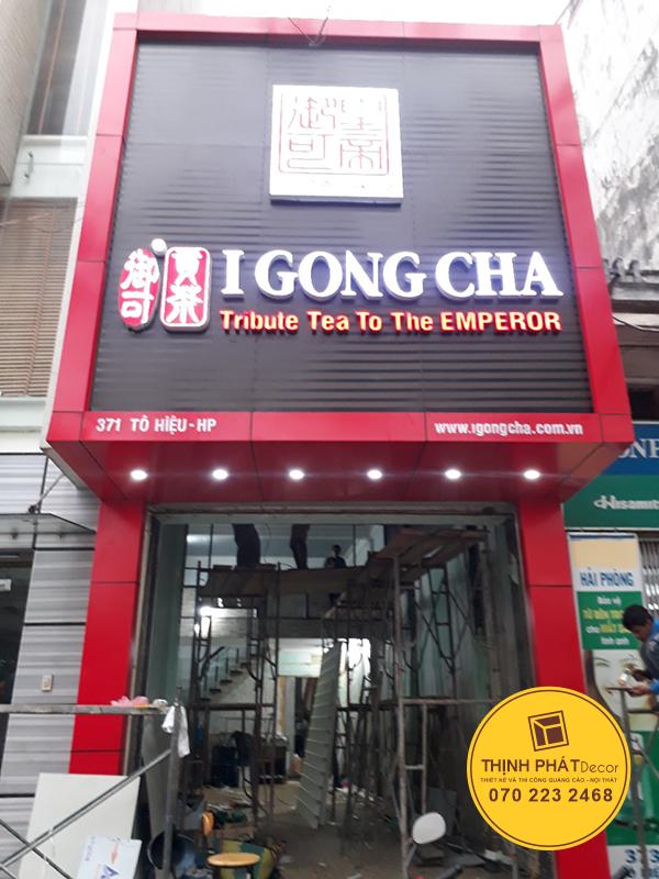 Mẫu bảng hiệu quán trà sữa đẹp (1)