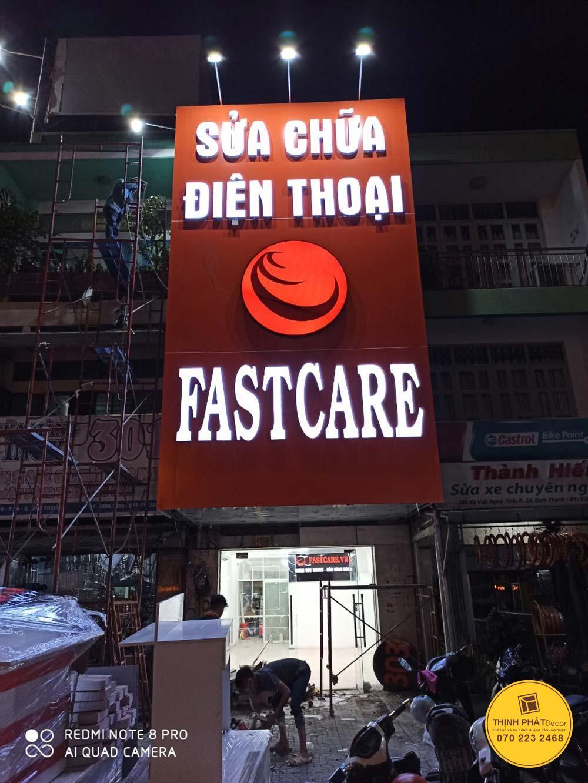Làm bảng hiệu đẹp tại Bình Tân