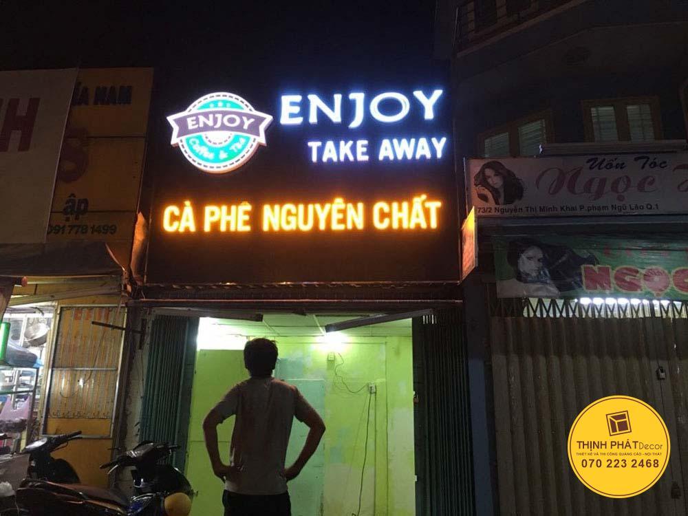 Làm bảng hiệu quảng cáo giá rẻ
