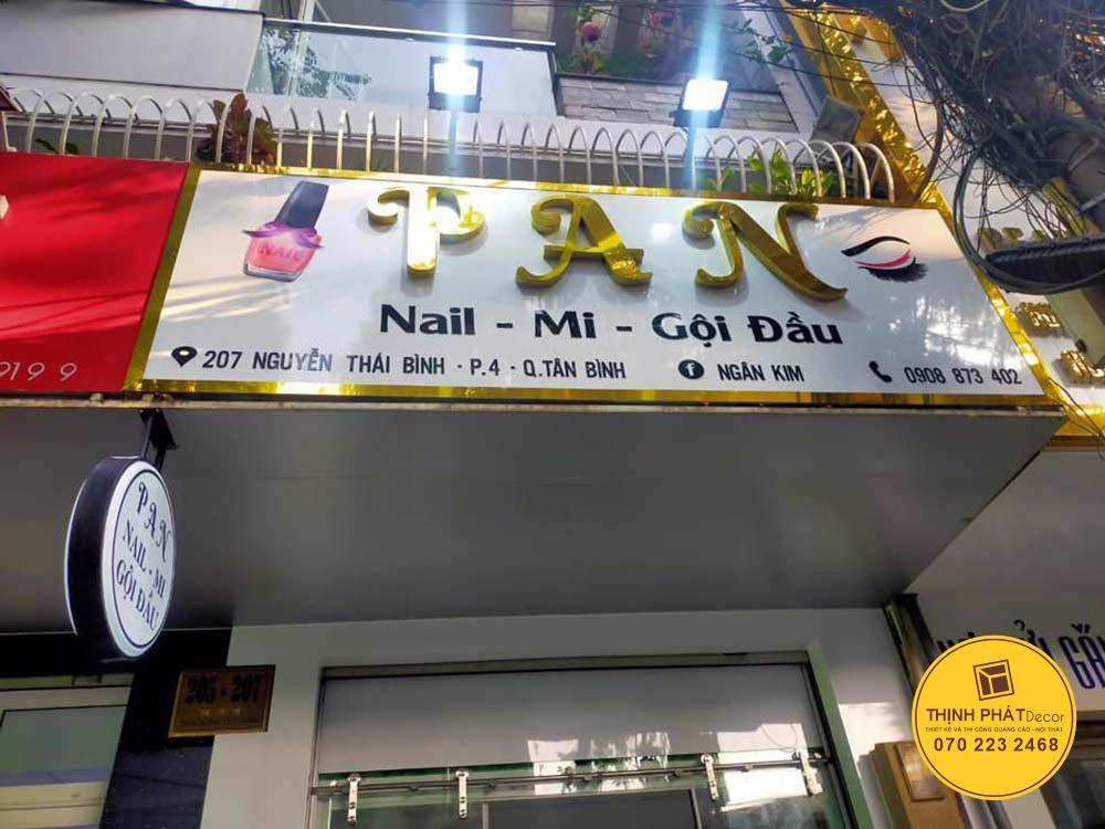 Mẫu bảng hiệu quảng cáo giá rẻ đẹp