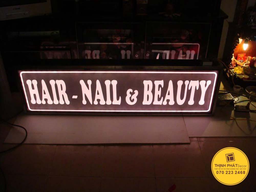 Mẫu bảng hiệu spa, thẩm mỹ viện, nail,.